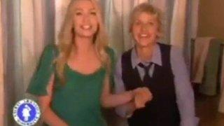 Bathroom Concert : Ellen & Portia