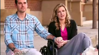 Boston Marathon Couple Gets A Huge Surprise Oct 21 2013