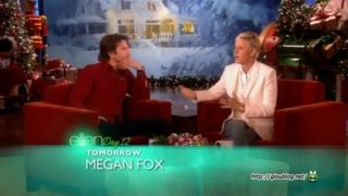 Bradley Cooper Interview Dec 18 2012