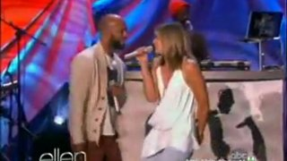 Colbie Caillat And Common Performance Apr 06 2012