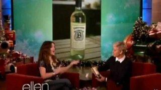 Drew Barrymore Interview Dec 06 2012