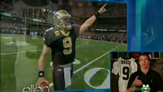 Drew Brees Interview Jan 11 2012