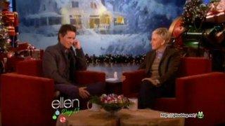 Eddie Redmayne Interview Dec 19 2012