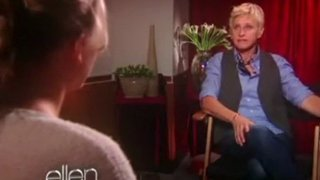 Ellen And Taylor Swift Sept 13 2011