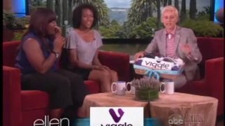 Ellen Changes A Viewers Life Jun 03 2013