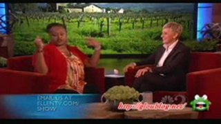 Ellen Loves Surprising Lisa Jarmon Jan 27 2012