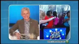 Ellen Monologue & Dance Nov 07 2014