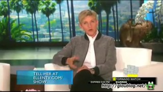 Ellen Monologue & Dance Oct 07 2014