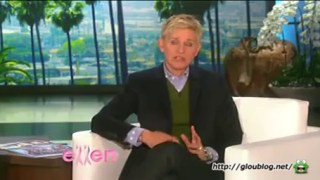 Ellen Monologue & Dance Oct 08 2014