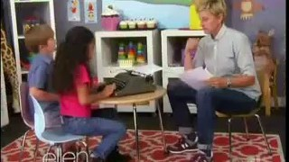 Ellen Monologue & Dance Sept 19 2014