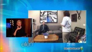 Ellen's Hidden Camera Prank On Vince Vaughn Apr 29 2013