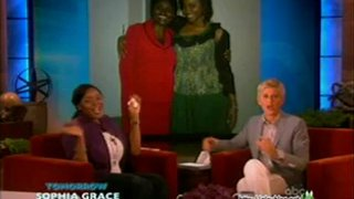 Ellen's Surprise For A Pregnant Viewer May 01 2012
