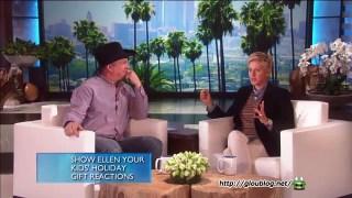 Garth Brooks Interview Nov 25 2014