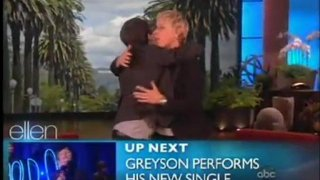 Greyson Chance Interview Sept 15 2011