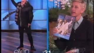 Gru Shows His Dance Moves May 30 2013