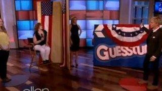 Heidi Klum Interview And Game Nov 06 2012