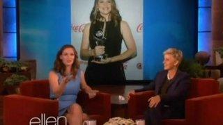 Jennifer Garner Interview And Game Sept 27 2012