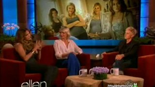 Jennifer Lopez And Cameron Diaz Interview May 15 2012