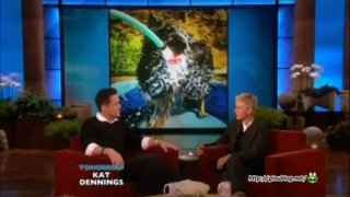 Josh Hopkins Interview Jan 17 2013
