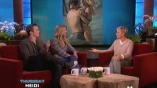 Julianne Hough And Kenny Wormald Interview Sept 26 2011