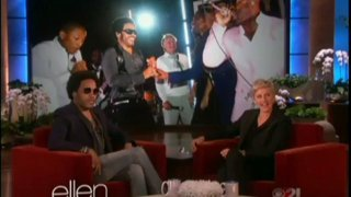 Lenny Kravitz Interview Nov 12 2013
