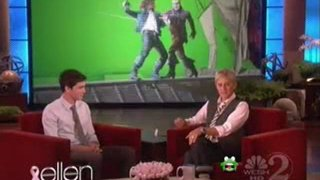 Logan Lerman Interview Oct 17 2011