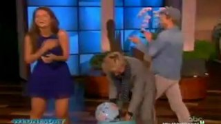 Maria Menounos And Dereck Hough Interview And Performance Apr 23 2012