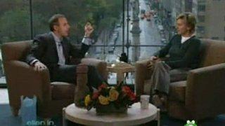 Matt Lauer Interview Nov 23 2005