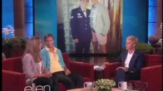 Military Couple Get a Wedding Surprise Jun 10 2013
