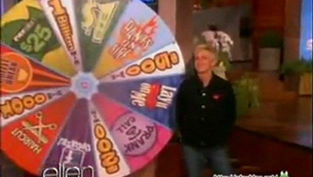 One Billion Dollar Wheel Of Riches Apr 12 2012
