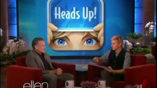 Robin Williams Interview And Game Nov 21 2013