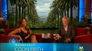Sofia Vergara Interview And Makeup Applying Lesson Jan 16 2012