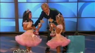 Sophia Grace And Rosie Performance May 22 2012