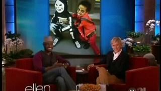 Taye Diggs Interview Feb 27 2014
