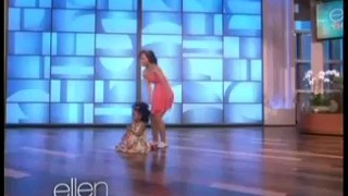 Three Year Old Dancer Heaven Is Happy May 06 2014