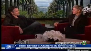 Timothy Olyphant Interview Jan 27 2014