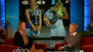 Victoria Azarenka Interview Jan 31 2012