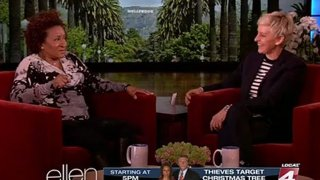 Wanda Sykes Interview Nov 30 2012