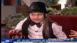 When Ellen Met Elias Jan 17 2014