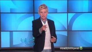 Ellen Monologue & Dance Dec 17 2014