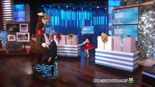 Ellen Monologue & Day 13 Of 12 Days Of Giveaways Dec 22 2014