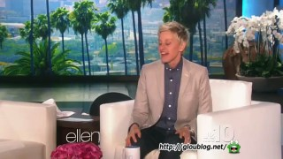 Ellen Monologue & Dance Jan 14 2015