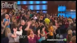 Ellen Monologue & Dance Jan 23 2015