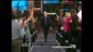 Ellen Monologue & Dance Jan 27 2015
