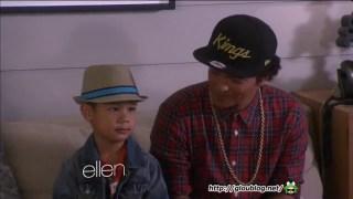 Kai Langer Meets Bruno Mars Jan 16 2015