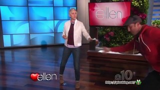 Ellen Monologue & Classic Joke Friday Feb 13 2015