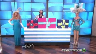 Ellen Monologue & Dance Feb 09 2015