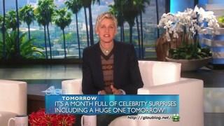 Ellen's February Fan Of The Month Feb 04 2015