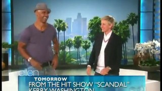 Shemar Moore Interview Feb 18 2015