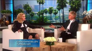 Madonna Interview Part 1 Mar 17 2015